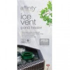 Garden Lovers Affinity Ice Vent Heater [E100378] (Neoteric Design)