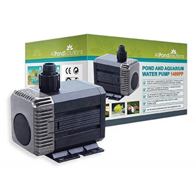 All Pond Solutions Submersible Pond and Aquarium Water Pump