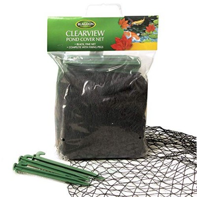 Blagdon Clearview Pond Cover Net - 4m x 3m