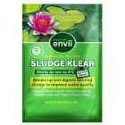 Envii Sludge Klear - Removes Pond Sludge and Unpleasant Odours Down To 4°C - Treats Up To 60,000