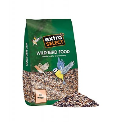 Extra Select No Wheat Wild Bird Food, 12.75 kg
