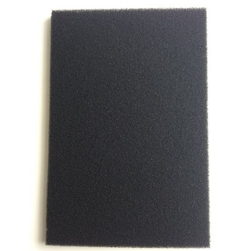 Finest Filters Diy Activated Carbon Impregnated Foam Sheet