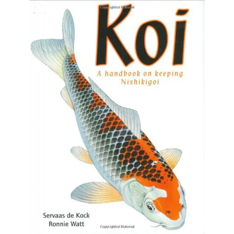 Koi a handbook on keeping nishikigoi for Koi holding pool