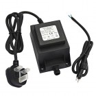 12V AC Low Voltage Outdoor Lighting Transformer 100w - Waterproof - IP68