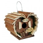 Nature`s Market Bird Hotel.