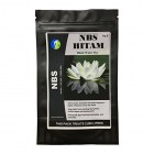 NBS HITAM 1 PACK treats UpTo 2,000 litres Water Black Pond Dye Blocks Sun Light/Black Finish to Pond