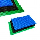 New Dawn 6970/2738 Pond Filter Foam Set 3 Different Media cm 27.94 x 43.18 cm Coarse, Medium and Fine
