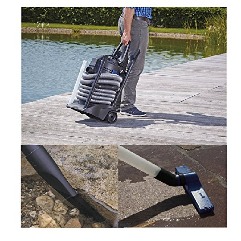 Oase pondovac 3 pond vacuum cleaner for Garden pond vacuum review