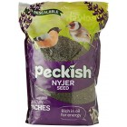 Peckish Nyjer Bird Seed for Wild Birds, 2 kg