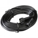 Low Voltage Outdoor Lighting Extension Cable 6m