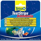 Tetra Test Strips Ammonia, Fast and Easy Results for Ammonia in Aquariums and Ponds in 10 Seconds, Pack of 25