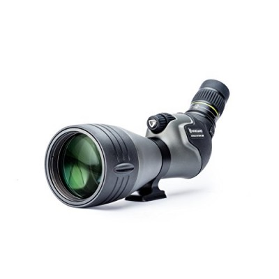 Vanguard Endeavor HD 82A Angled Spotting Scope with 20-60x Zoom Eyepiece and Stay-On Case