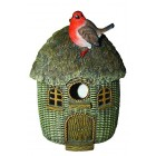 Vivid Arts Bird Care Wicker Robin Birdhouse